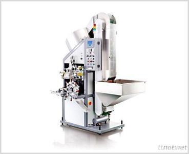 Model JY-02T Auto Hot Stamping Machine for Lids Top Surface