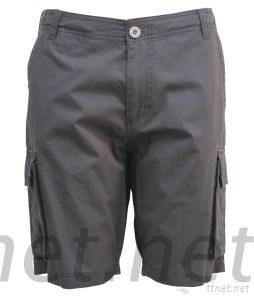100 Cotton Summer Pant Bermuda Short Cargo Short For Man