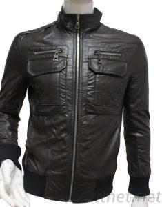 2012-2013 Newest Design PU Leather Jackets