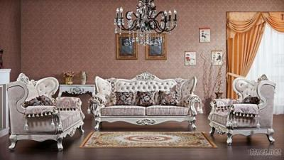 European Fabric Sofa Set With Modern & Elegant Features