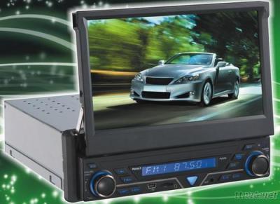7 Inch TFT Display Car MP5 Player