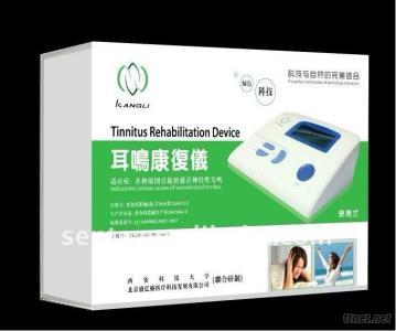Tinnitus Rehabilitation Device