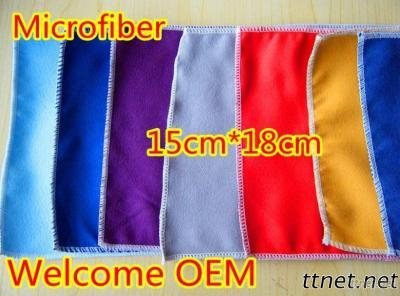 Manufacture ,Glasses Cleaning Cloth ,15Cm*18Cm ,Free Print LOGO ,Microfiber100%, Cleaning Cloth