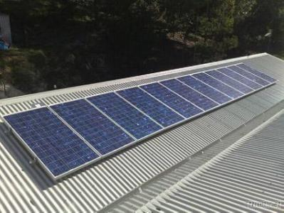 2080W Stand Alone Solar Systems