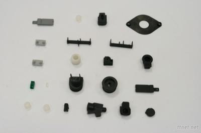 Samll silicone rubber fittings for electronic products