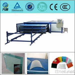 Pdlc Glass Laminated Machine For Glass Laminating