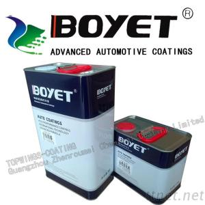 BYT Clear Coat Series