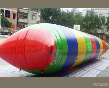 Inflatable Water Sport Toy, Jumping Pillow, Water Blob Jump Toy