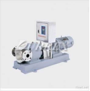 Frequency Converter Lobe Pump