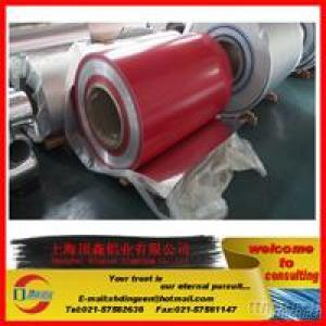 Polyester Color Coated Aluminum Coil