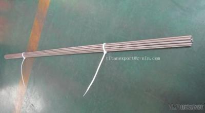 Nickel Titanium Alloy(NiTi) Rod