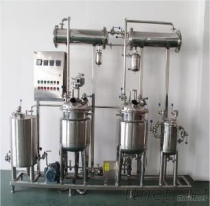 50-200L Herbal Extract-Concentration Unit
