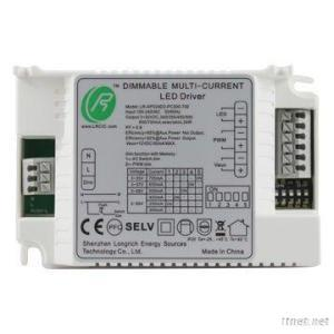 PWM Dimmable LED Driver 24w
