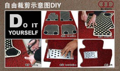 PVC Coil Mats DIY