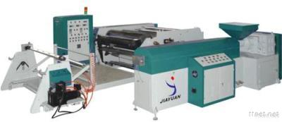 JYJ Hot Melt Extruding Coating Machine