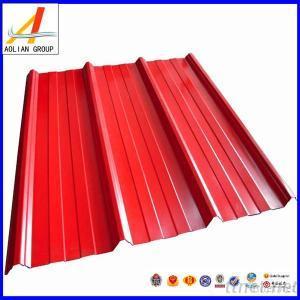 Aolian Corrugated Steel Sheet