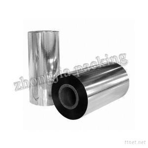 Silver Metallized Bopp Film For Food Packaging