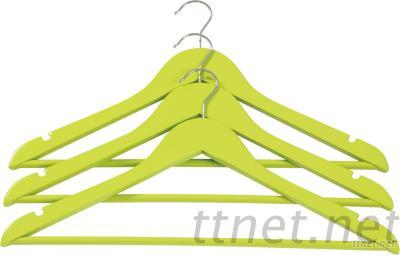 Wooden Shirt Hangers