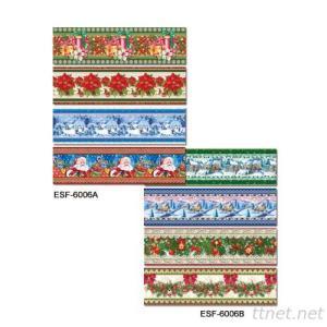 Wonderful Shrink Film Christmas Ball Decoration Series