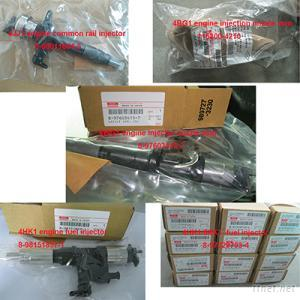 Original New Isuzu Brand Common Rail Injector 095000-5471, Fuel Injection Nozzles095000-8901, 095000-8900, 095000-8903, 095000-0660