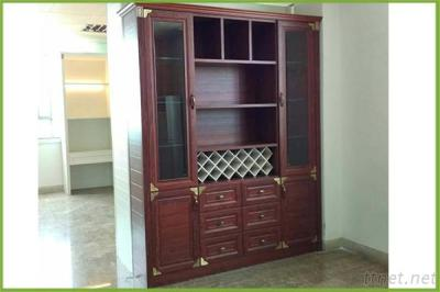 aluminum extrusion profiles for cabinet wardrobe