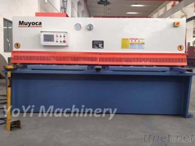 Hydraulic Steel Shearing Machine