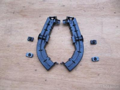 Replacement For Dodge Challenger Front Bumper Bracket 2009-2013