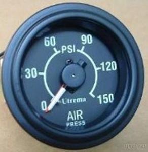 Utrema Dual Needle Air Pressure Gauge 52Mm