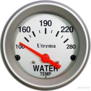 Utrema Auto Electrical Water Temperature Gauge 52Mm