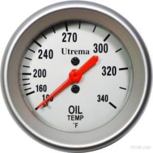 Utrema Mechanical Oil Temp Gauge 52Mm