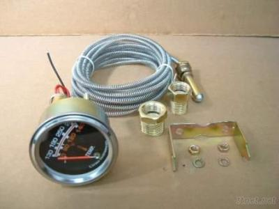 Utrema Auto Short Sweep Mechanical Water Temperature Gauge 2-1/16
