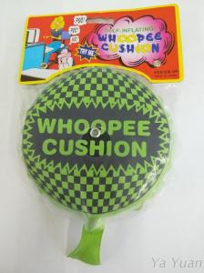 7501-6F SELF-INFLATING WHOOPEE CUSHION