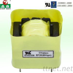 High Frequency Small Horizontal Switching Power Transformer
