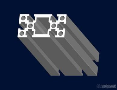 3060B China Aluminum Profiles