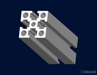 4040B-H China Aluminum Profiles