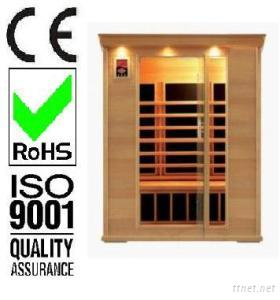 Carbon Panel Sauna Room
