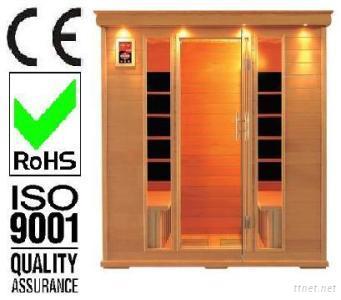 Carbon Panel Sauna