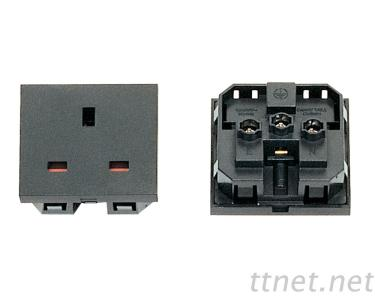 3 Pins Power Socket