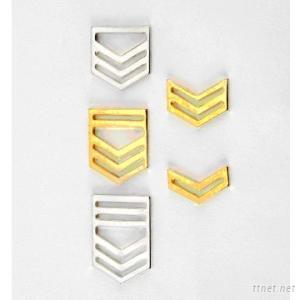 Military Metal Pin