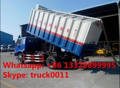 Hot Sale Bulk Grains Truck For Corns, Wheat, Beans,