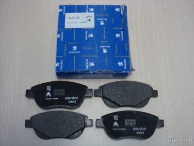 Peugeot Disc Brake Kit