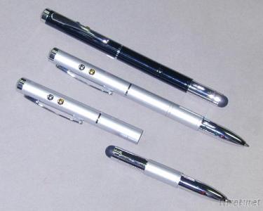 Laser Pointer, Multi Function Pen