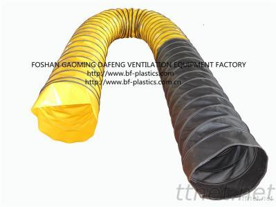 Combined Heat-Resistant Flexible Duct