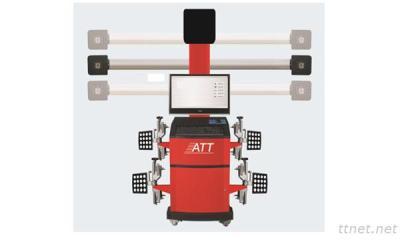 Automatic Camera 3D Wheel Alignment