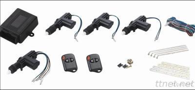 Remote Car Central Locking System