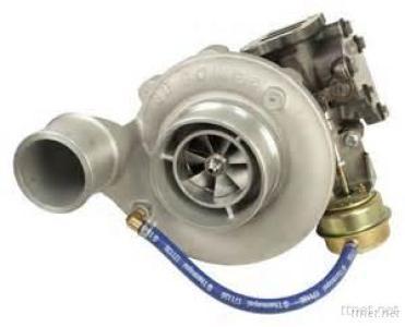 Brown Boveri Turbocharger