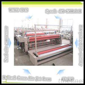 JLH425-150Cm Medical Cotton Gauze Loom Bandage Weaving Mac