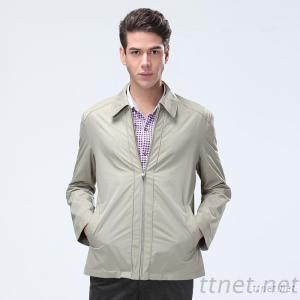 Men'S Outwear, Anilutum Brand Spring&Winter New Leisure Jacket