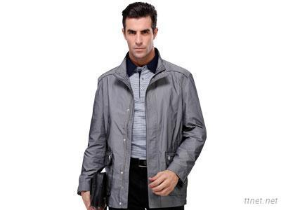 Anilutum Brand Autumn Fashion Long Sleeved Men'S Coat