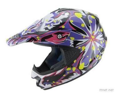 ATV Helmet With DOT & ECE Standard